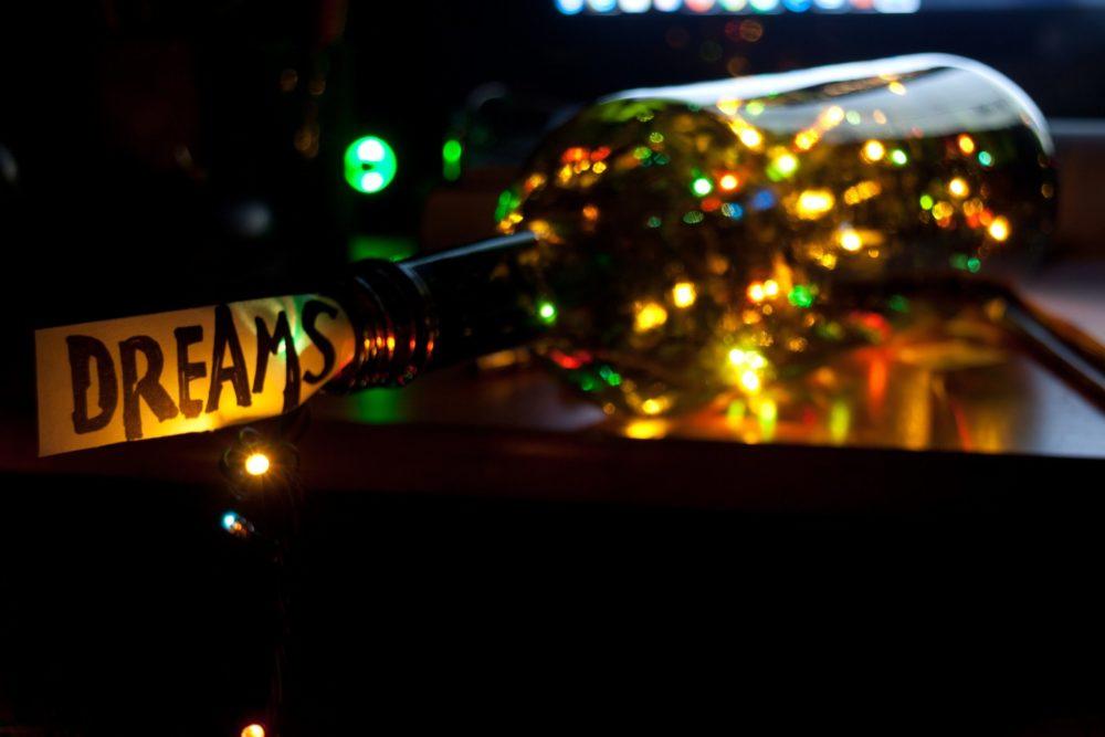 lights in a bottle