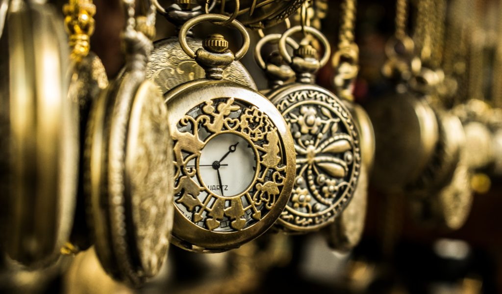 series of pocket watches